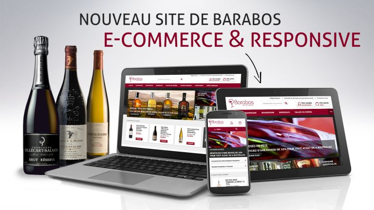 Le site e-commerce de Barabos