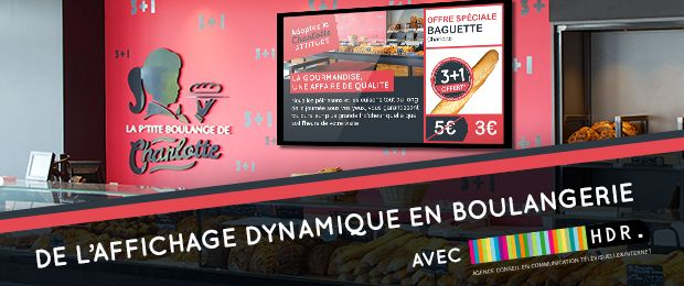 Les boulangeries Charlotte utilisent Digiplaces