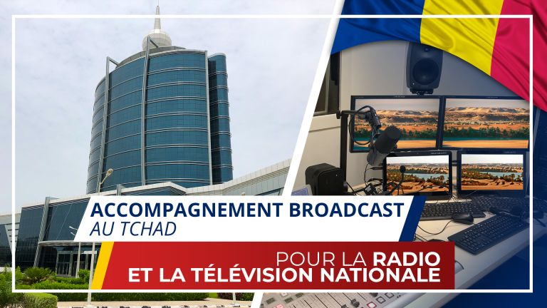 Consulting broadcast au Tchad