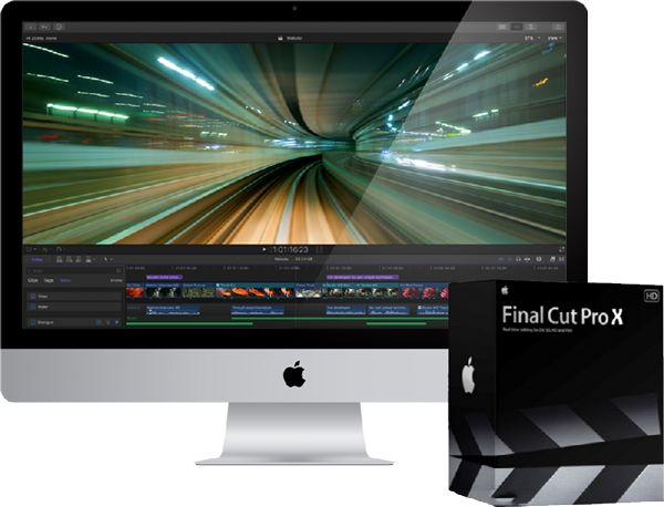 apple final cut pro station de montage video broadcast. Black Bedroom Furniture Sets. Home Design Ideas